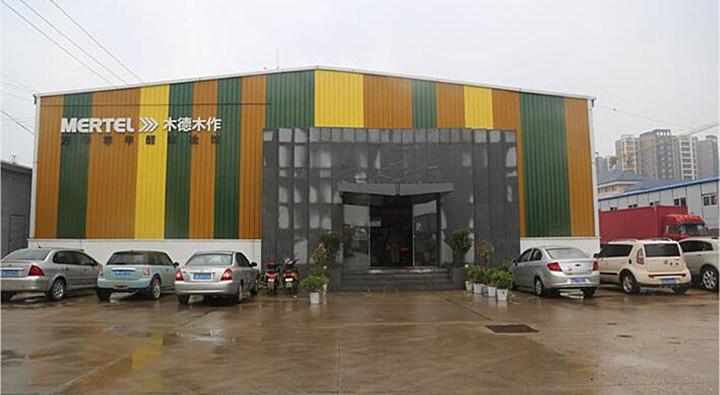 木德木作工厂厂房新水磨石水晶优化及金刚砂地坪翻新